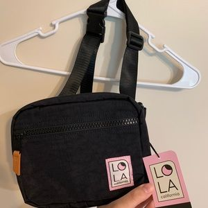 NEW Madewell LOLA™ Sport Hippie Fanny Pack